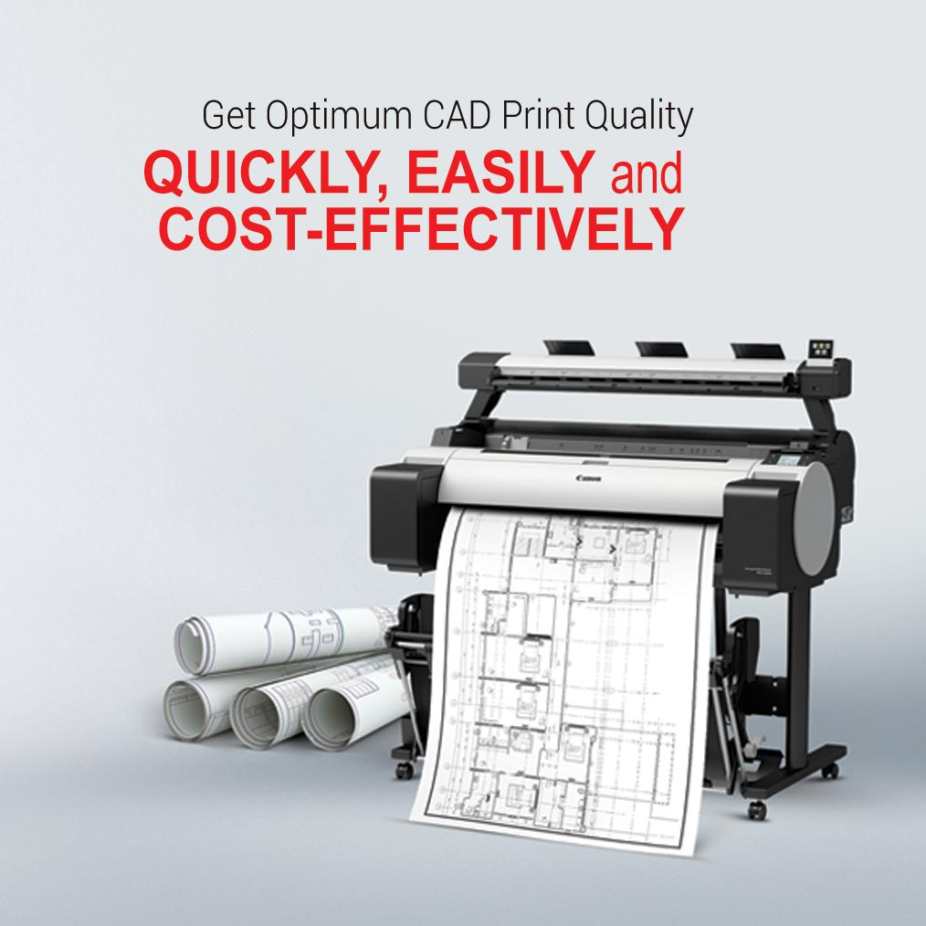 Canon India   AutoCAD optimized printer, High quality CAD/GIS and ...