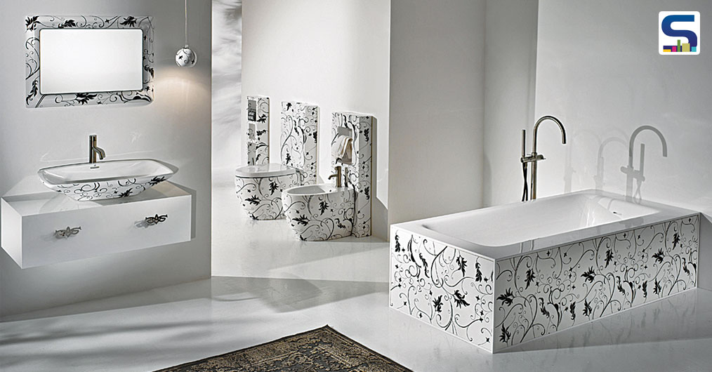 Words Inscribed In Tubs Designed By Hastings Tile Bath