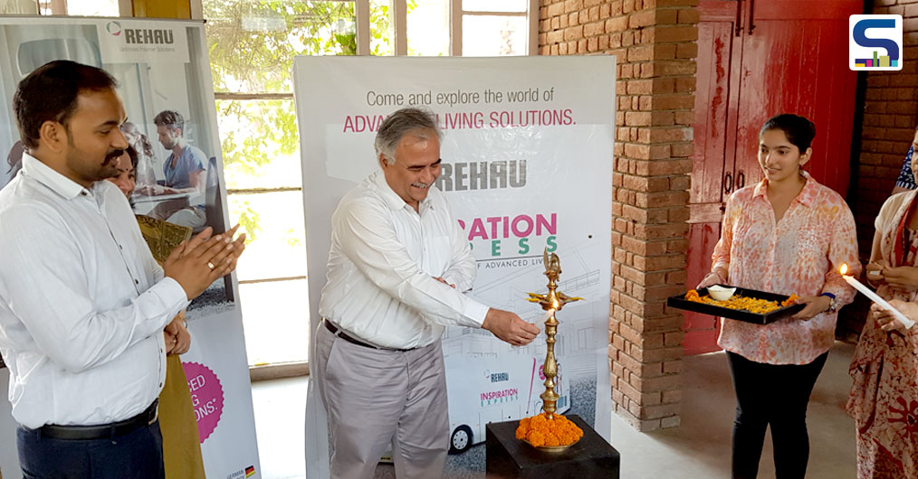 REHAU Inspiration Express Reaches Chandigarh