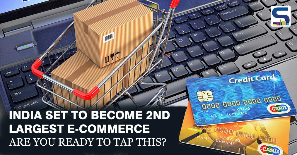 As per a new report by Worldpay, India is set to become the second largest e-commerce market in less than two decades overtaking the US and will be going head-to-head with China for the numero uno position.
