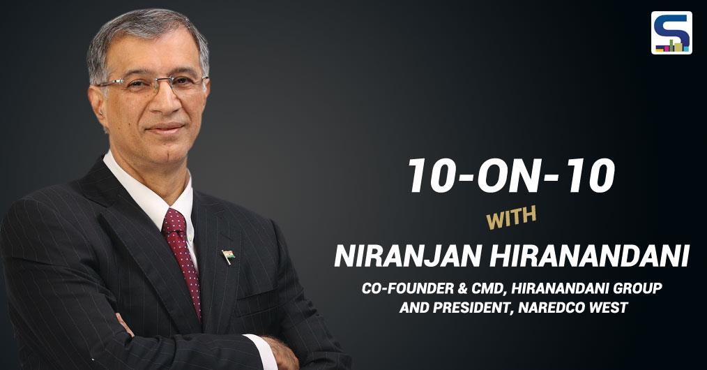 Niranjan Hiranandani is the Co-Founder of one of the largest real estate groups in the country that is credited for giving some of the iconic edifices. A qualified Chartered Accountant, Niranjan Hiranandani is at the forefront of various real estate organizations including NAREDCO.