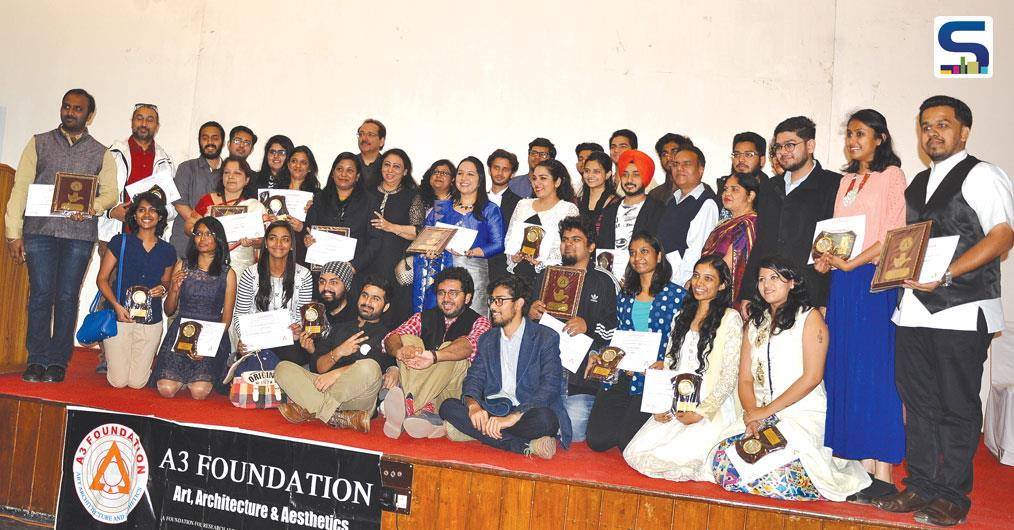 A3 Foundation is a brain child of Ar Sangeet Sharma, practicing architect based in Chandigarh. His keen interest in art and architecture has given birth to this foundation. It has been a great platform for all the students, and amateurs to come and explore their areas of interest.