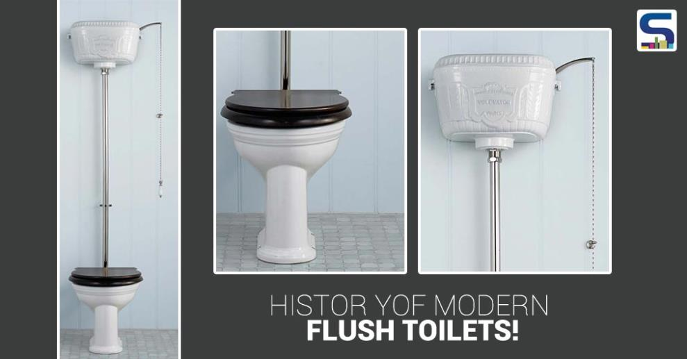 While Thomas Crapper is believed to have invented the first patented flushing water closet, in real, there were many including famed painter, scientist and sculpture Leonardo da Vinci who took keen interest in the subject and developed many prior models.