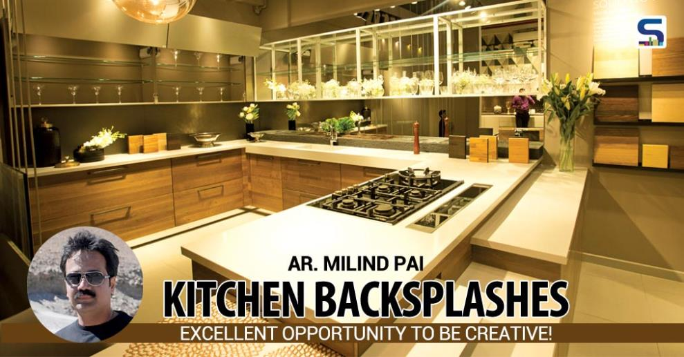 Kitchens today are fully loaded, highly versatile and extremely stylish. A lot of importance is given to the layout design, the cabinetry, and the countertops as well as the perfect backsplash. One of the most recent trends is using kitchen backsplash to increase the aesthetic quotient of the space.