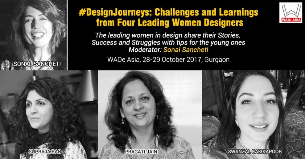 Designjourneys Challenges And Learning From Four Leading Women Designers