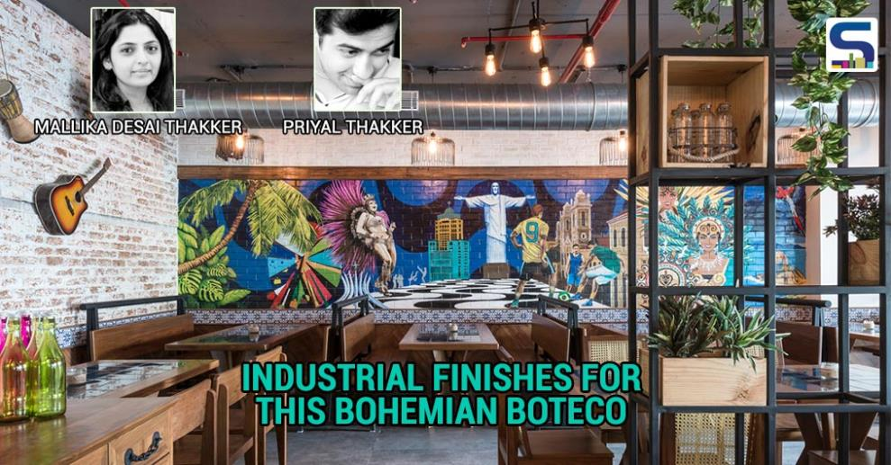 Boteco means a place for great drinks and easy conversation that will capture the essence of a Brazilian watering hole with an emphasis on fine food. The restaurant space has been designed to reflect this casual Bohemian vibe that is in sync with the Brazilian cuisine that the restaurant offers.