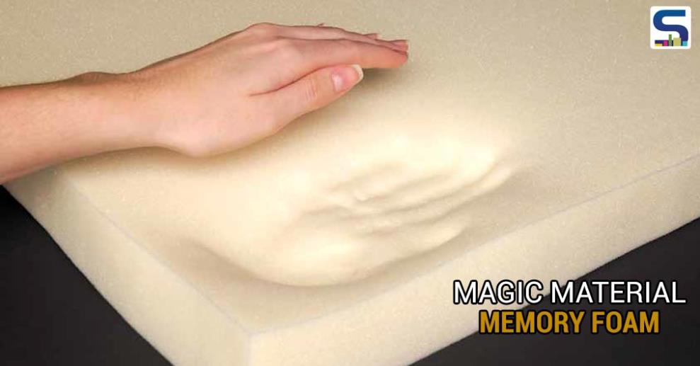 Memory foam is a kind of polyurethane foam. Because of its special chemistry, it is filled with traits that other foams do not possess. One of the properties of memory foam remains to be its slow recovery from compression when it is in it viscous, or firm, state.