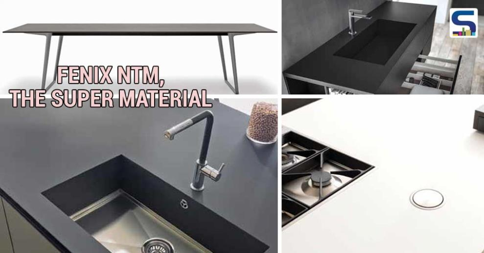 After the successful entry of Fenix NTM, an opaque nanotech material created by Arpa Industriale in 2016, this material has changed the verticals of interior design industry. Fenix Nanotech Material is an innovative material created for interior design, suitable for both vertical and horizontal use.