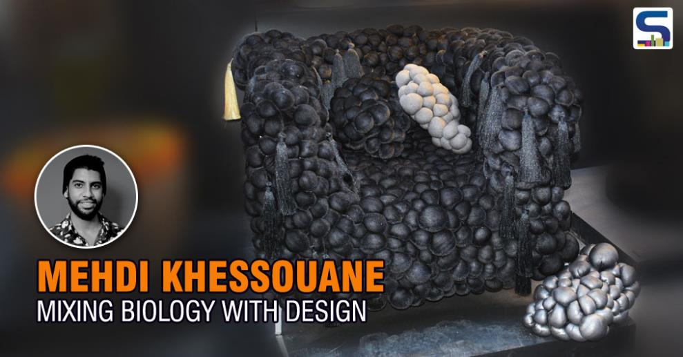 Mehdi Khessouane is a designer who experiments with different fields of interior, product and fashion design. Born in Casablanca with a biology and design background, Khessouane returns home to a create a platform for the underground creation.
