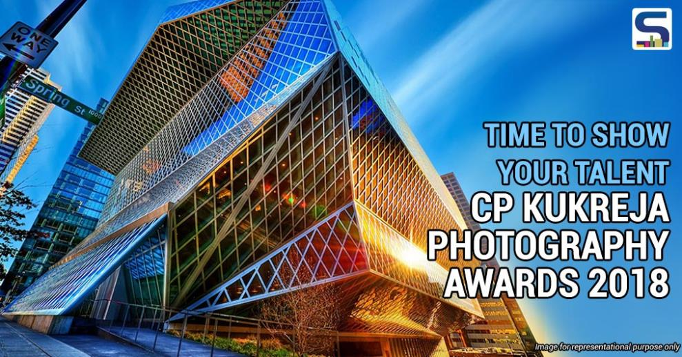 CP Kukreja Photography Awards 2018 is a prestigious photography competition conducted by Foundation for Design Excellence. The award attempts to honour varied visual styles and interpretations by photographers, architects, designers and enthusiasts to acknowledge disciplines.