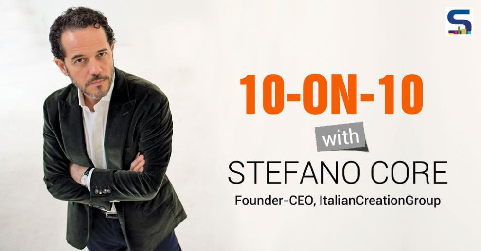 Stefano Core founded ItalianCreationGroup in 2013 with Giovanni Perissinotto, at a time when Europe was reeling under economic crisis. ItalianCreationGroup is an Industrial Holding..