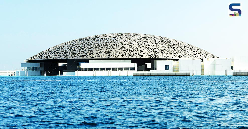 Louvre Abu Dhabi's complex engineering concept has made it one of the most innovative and challenging museum projects built in recent times. The construction of the museum took place from 2013 to 2017.