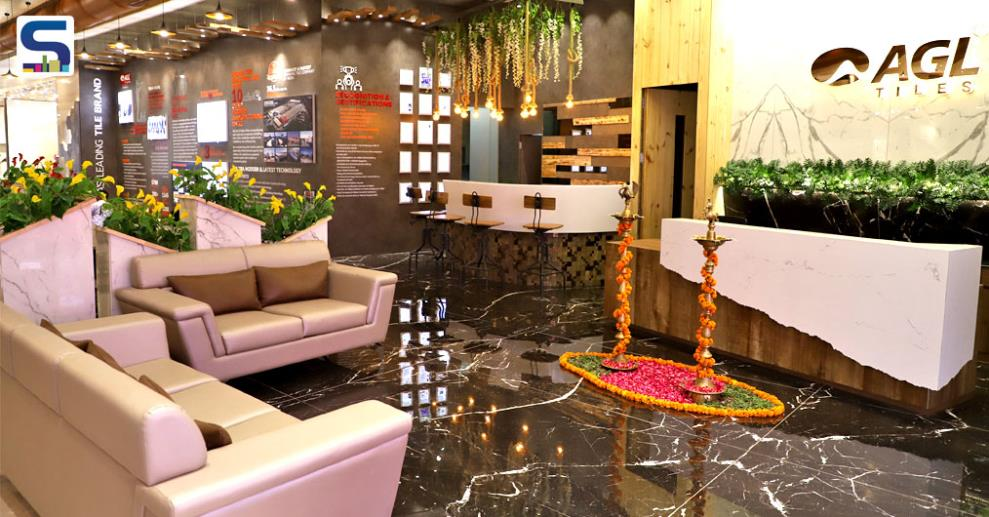 The Company plans to add 800 dealers-sub dealers and 300 showrooms across India in next two years and recently launched its biggest 'Luxury Tile Arcade' in Ahmedabad, a 18,000 sqft Display Centre.