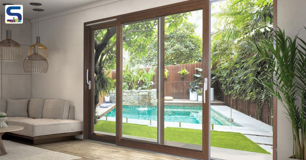 Encraft, India premium windows company and a flagship company of the DCJ group, has launched its new range of window and door systems specifically designed for the premium Indian market.