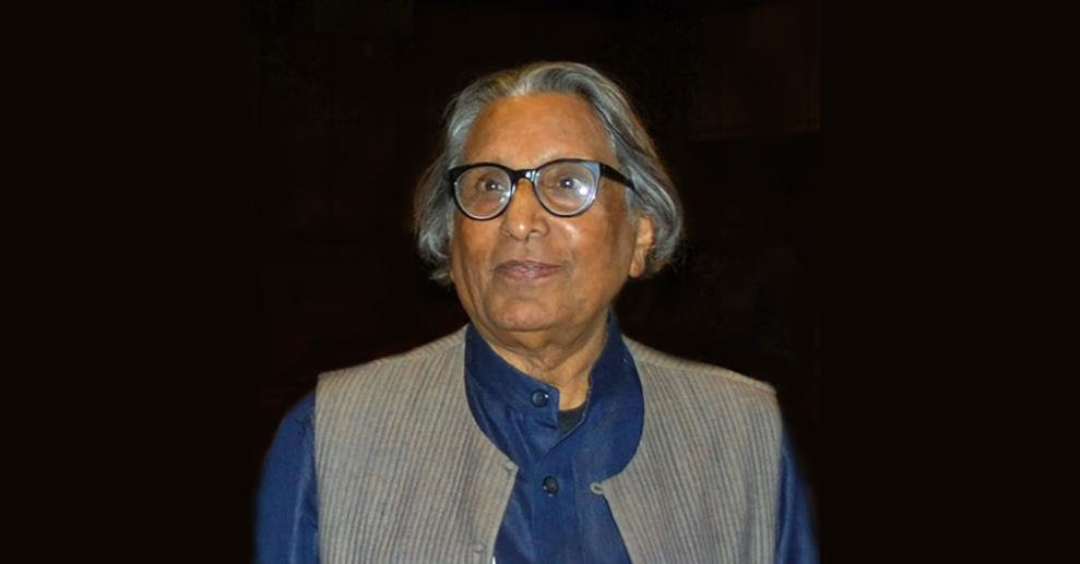 Pritzker Architecture Prize recipient Balkrishna V Doshi changed the city's periphery with Khargar township master plan.