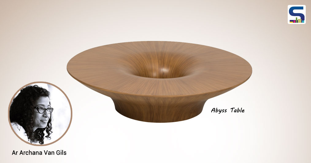 Stylize your interiors with Ar Archana van Gils's contemporary and pragmatic furniture. The relentlessly passionate furniture designer offers fresh designs which are worth sharing with the world.