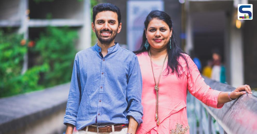Kanika and Jwalant Mahadevwala founded 'andBlack' studio in 2012. Both post graduates from Architectural Association, London, Jwalant had previously worked with Zaha Hadid Architects and Kanika with Michael Hopkins.
