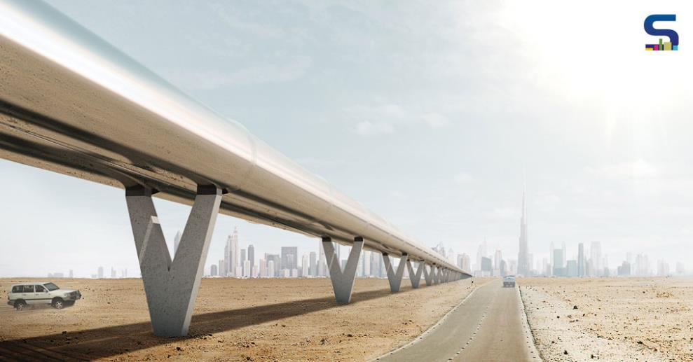 BIG has also worked with the company Hyperloop One on the infrastructure design for a Hyperloop in the UAE. The system is intended to connect Dubai and Abu Dhabi in just 12 minutes.