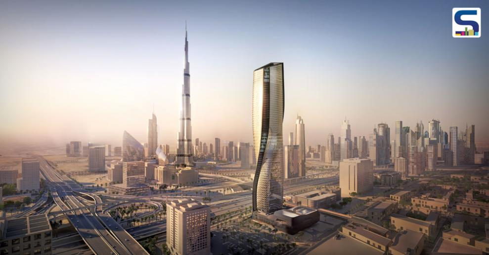 UNStudio, in collaboration with Werner Sobek, was invited by the Wasl Development Group to design a new kind of high-rise for the city of Dubai that would act as a benchmark for both the region and for the Wasl Development Group itself.