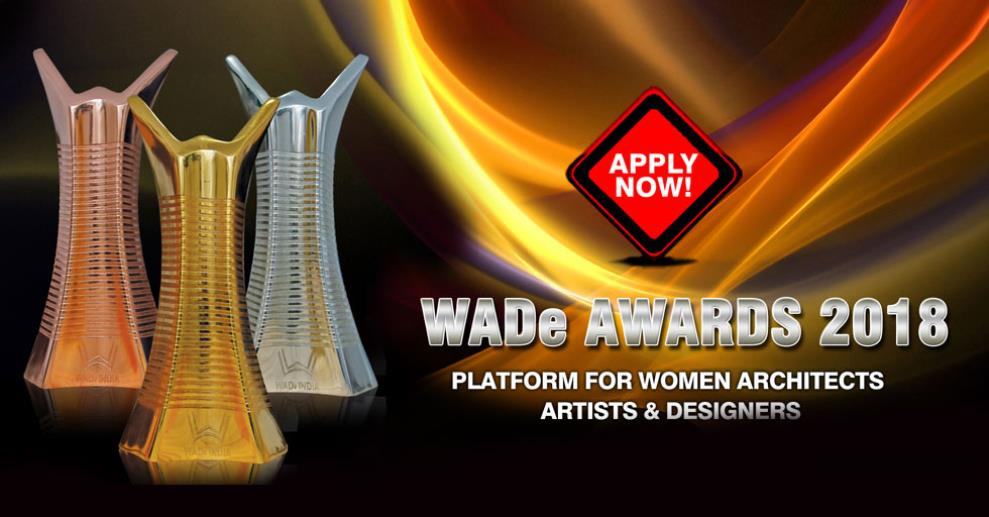 WADe ASIA/India is the 1st platform dedicated to honour the outstanding contributions and achievements of phenomenal women in the field of Architecture, Art & Design.
