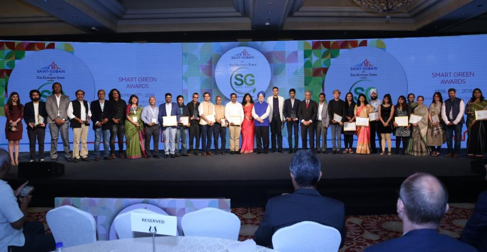Recently, the insightful minds of the real estate industry shared a single platform and depicted the road map towards sustainable and technologically driven spaces at the Smart Green Summit & Awards 2018, held in Taj Diplomatic Enclave, New Delhi.