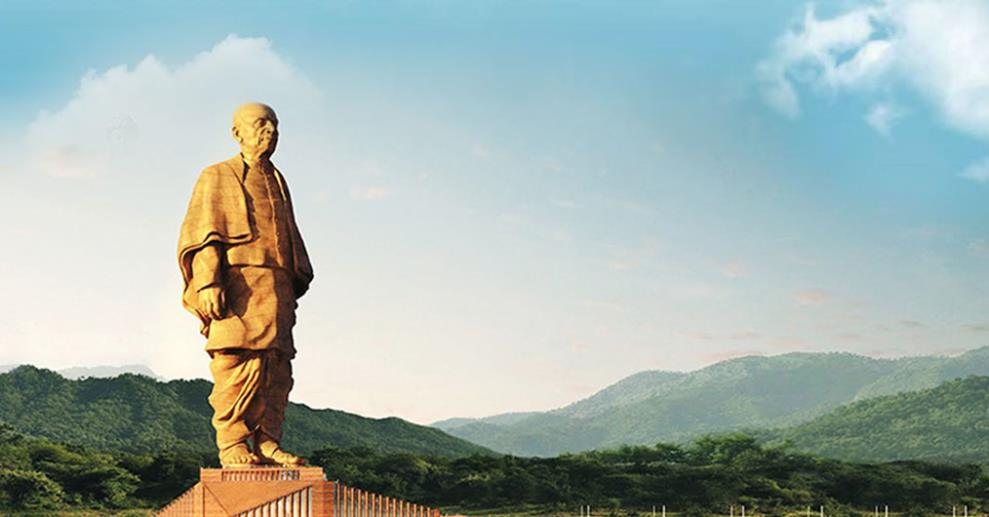 Announced in 2013, the construction of world's tallest statue- The Statue of Unity- in India is about to finish. Designed by Michael Graves Architecture & Design, the statue will be 182 meters tall and resemble India's first deputy prime minister- Sardar Vallabhbhai Patel.