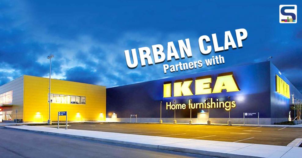 A Swedish home furnishing company, IKEA partnered with Urban Clap, a mobile service platform for its first store in Hyderabad's hi-tech city in June this year.