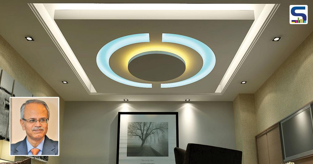 SURFACES REPORTER spoke to Venkat Subramanian, MD, Saint Gobain India -Gyproc Business, about the range and usage of Designer Ceilings - focussing upon its aesthetics and functionality.