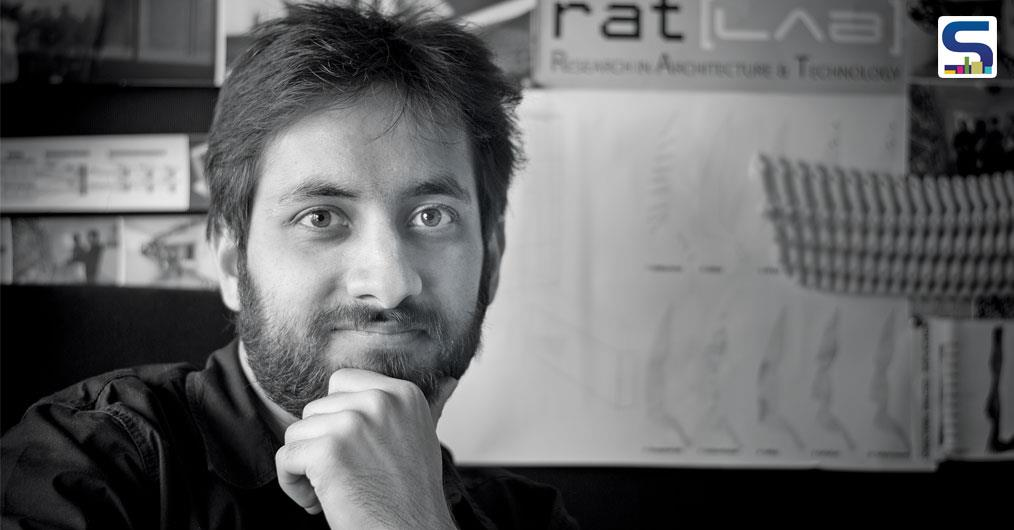 Sushant Verma is an architect & computational designer, currently leading research organization rat[LAB] - Research in Architecture & Technology.