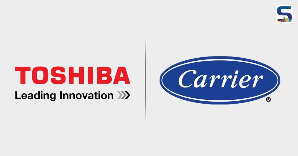A world leader in high-technology air conditioning and refrigeration- Carrier- partnered with Japanese multinational conglomerate- Toshiba- launched highly energy-efficient and innovative air conditioning solutions including the Toshiba hi-wall unit inverter today.
