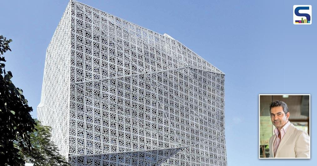 When Ar. Sanjay Puri designed 72 Screens, Jaipur, the project became a sensation. What is striking in that project is the use of perforated screen or Jaali, a reminiscent from the rich Rajasthani heritage that clads the entire façade of the building.