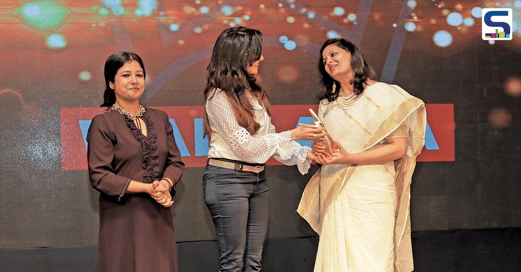 WADe India Special category award is for a woman designer, artist or architect who may or may not be practising design or architecture but contributing hugely to the design industry