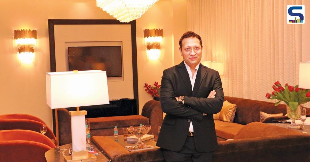 Jimmy Mistry, the Chairman of Della Group, one in the forefront of Mumbai's design scene, has recently collaborated with Rustomjee Elements, an uber luxury project by Rustomjee, Juhu, to design a tech-savvy flat using his uninhibited design flair.