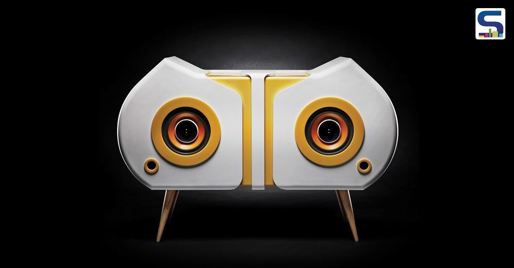 The Staron® Owl Speakers embody the owl as the symbol of wisdom – providing soothing sound in combination with amplifiers in addition to its quiet role.