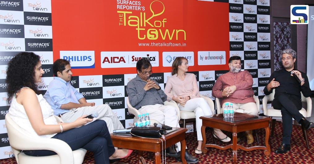 One of the most interesting panel discussions at the 7th The Talk of Town nationwide talk series by Surfaces Reporter touched upon the inclusions and scope of technical topics in the architectural education.