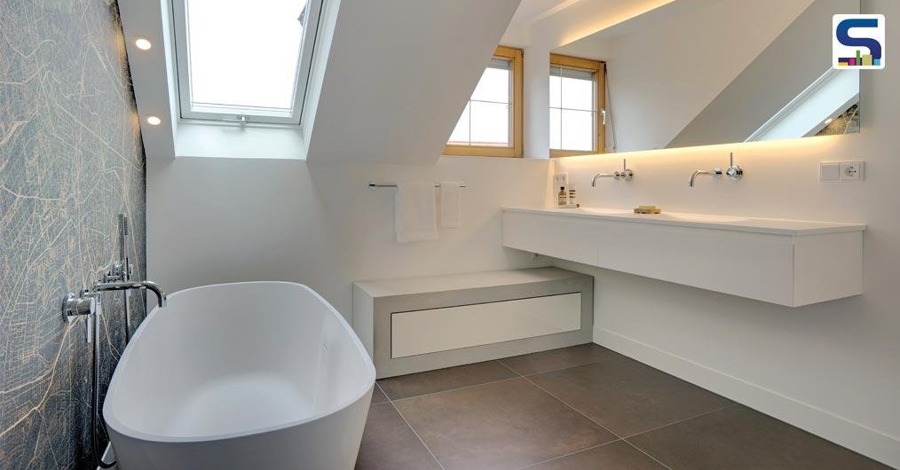 The conversion of a private bathroom in Bad Wörishofen shows most impressively that a new building project is not necessarily the only way to meet individual requirements perfectly.