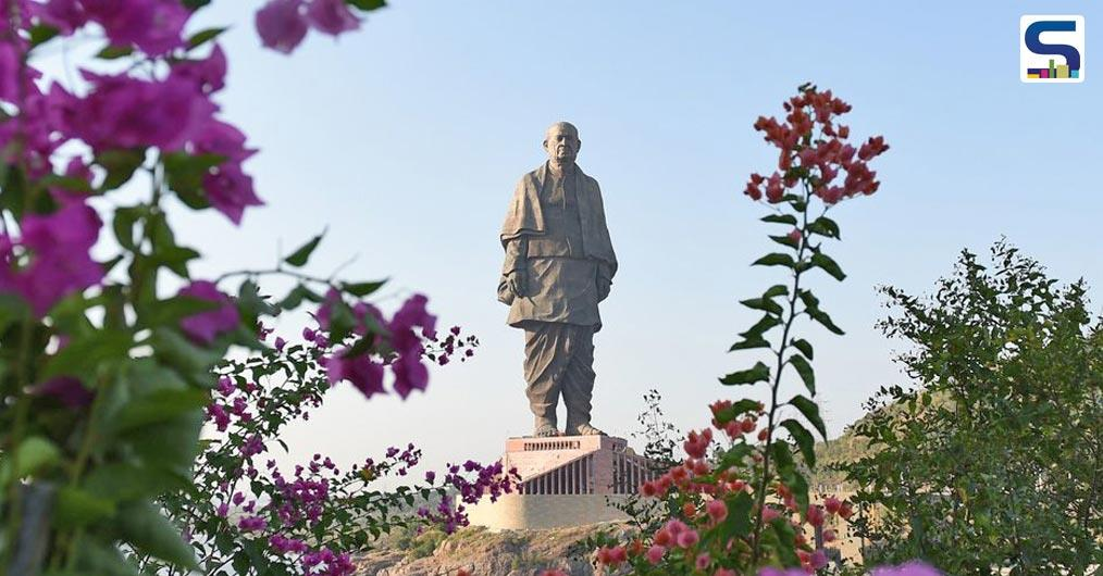 The 182-meter tall monument- 'Statue of Unity', which is touted to be the world's tallest statue, dedicated to the iron man of India, was inaugurated by our honourable Prime Minister Narendra Modi on 31st October 2018, the birth anniversary of Sardar Patel.