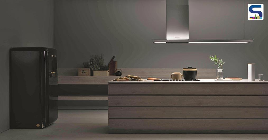 Cooker hoods, which are necessary for extracting fumes and allowing efficient air exchange, become annoying sometimes in the kitchen because of their excessive noise that creeps into adjacent living spaces.