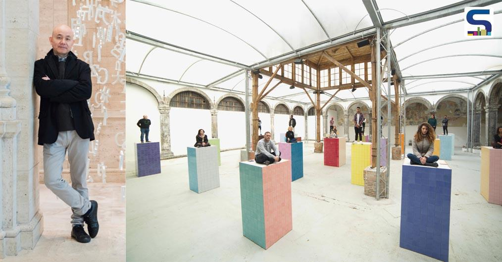 Monumenti is an art exhibition of the Made in Cloister Foundation, which opened to the public on 8 December. And it will stay open for public until March 21st.