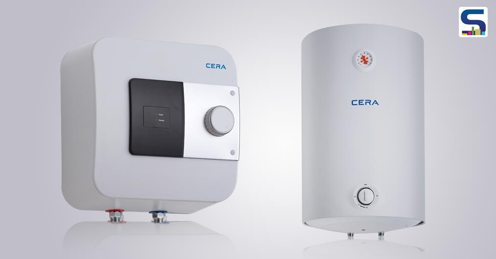 CERA, India's fastest growing home solutions provider, which has been known for its path breaking innovations since 1980, has entered water heating solutions segment with launch of Viva range of instant and storage water heaters.