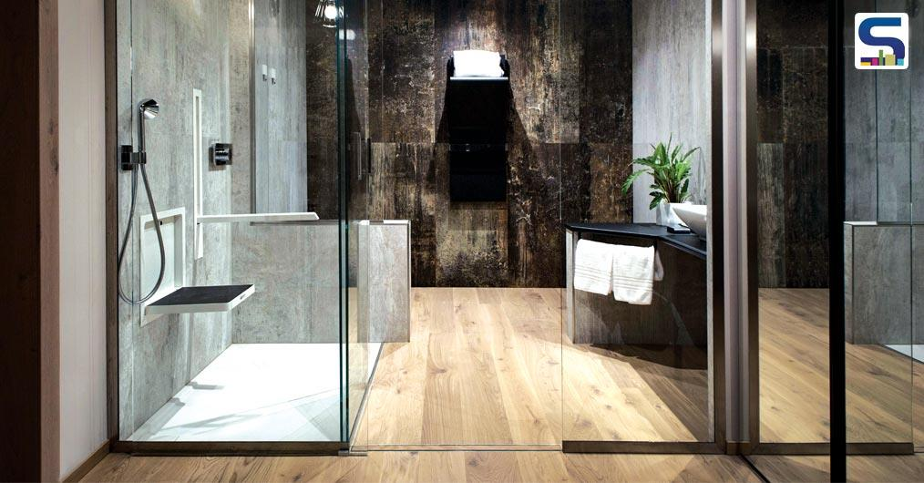 The bathroom is currently the most exciting domestic space in terms of aesthetic and technological research.