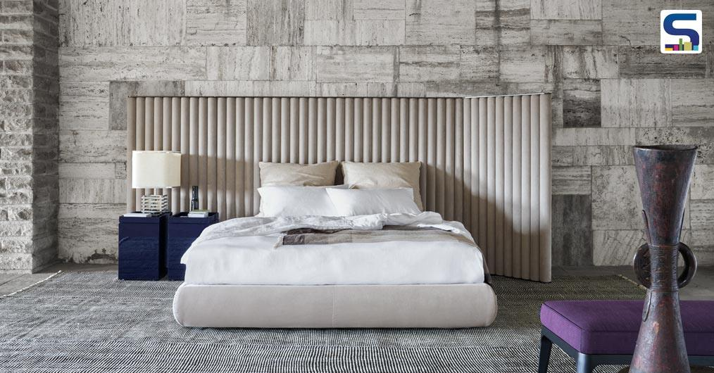 Flexiform launched its MOOD collection in 2001, and since then it has been adding beautiful products in it every year. Designed to fulfil the global taste for sober, stylish classic furniture, Flexiform's latest collection presents cosy spaces that accord with the theme- an Intimate Look.