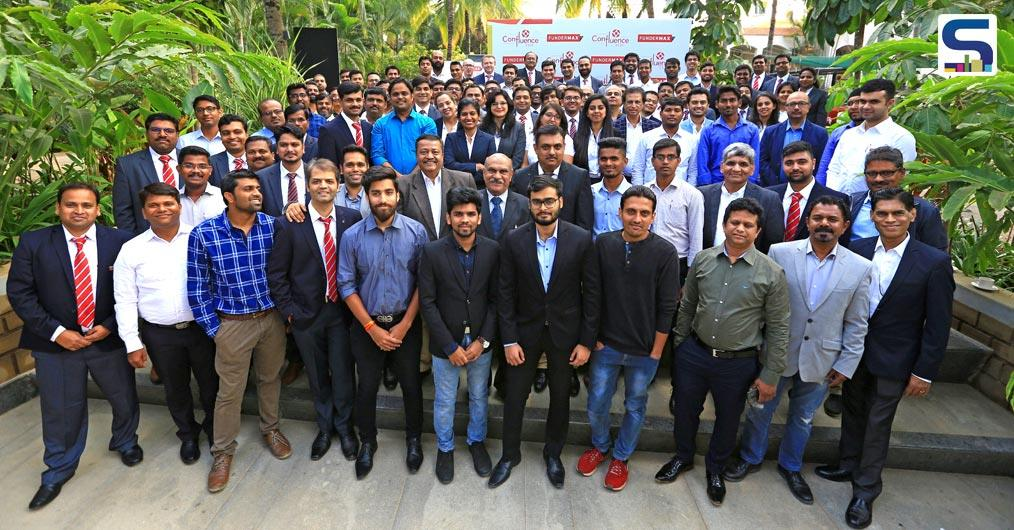 "An Annual Business event hosted by FunderMax India – ""CONFLUENCE"", brings its business and trade partners together to discuss about the year gone by and to outline a strategy for the following year."