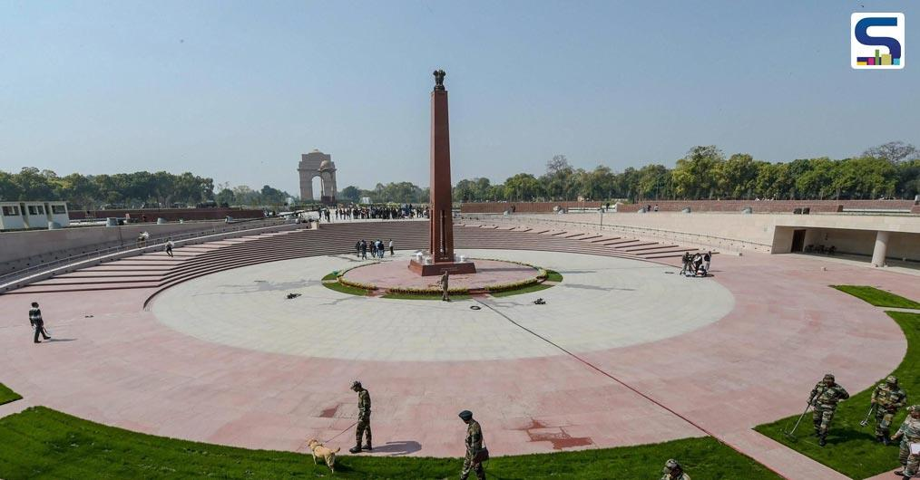 A new landmark in the capital of India, the National War Memorial has recently been inaugurated near India Gate by our honourable Prime Minister.