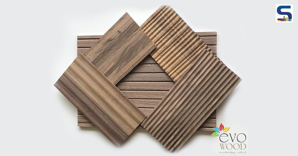 EvoWood, a wood engineering company has won the globally renowned Red Dot award in the Product Design 2019 category
