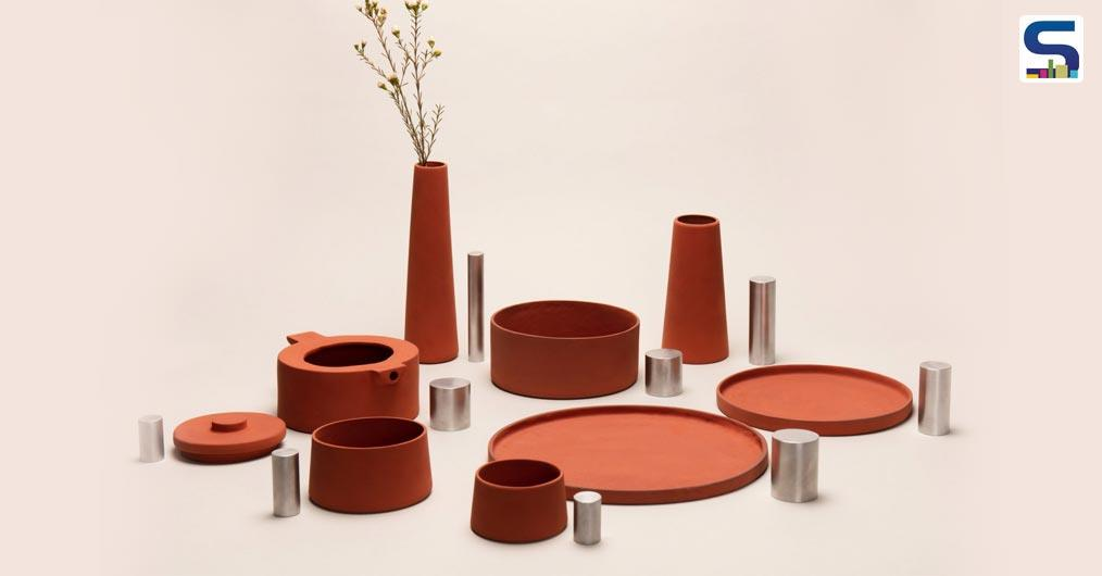 A team of Innovation Design Engineering students at Imperial College in London has transformed an industrial waste material called Red Mud entirely into beautiful as well as stylish ceramic tableware pieces.