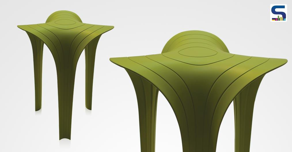 Glamorous Furniture Designs Inspired by Nature from Hsiang Han Design Studio