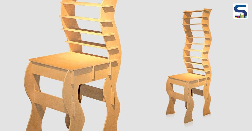 Furniture built using neither nails nor adhesive