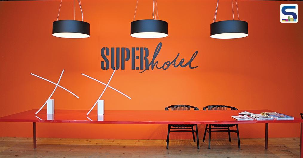 Super Hotel – a design hotel concept curated by Giulio Cappellini