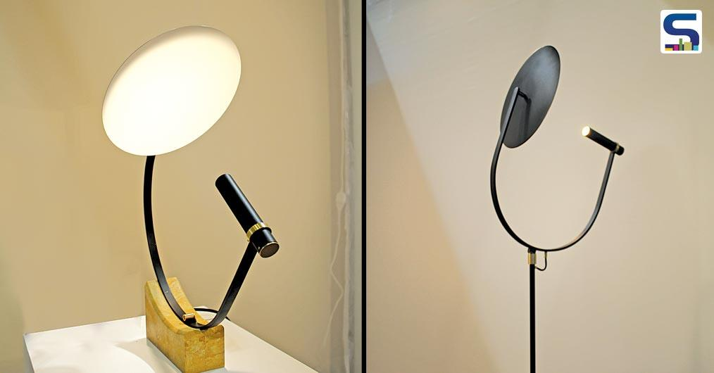 This light which is expressing the revolution of the Moon bagged 3rd Prize at SaloneSatellite Award.
